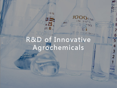 R&D of Innovative Agrochemicals