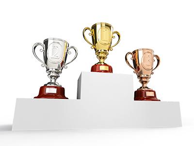 受賞履歴と資格