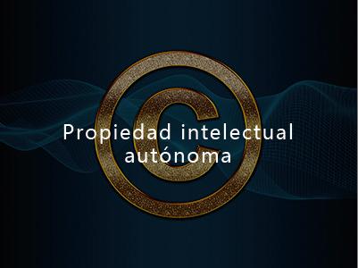 Propiedad intelectual autónoma